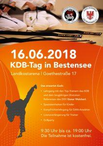 KDB-Tag in Bestensee @ Landkostarena